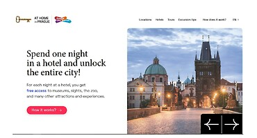 Prague's successful tourist brand strategy in times of pandemic